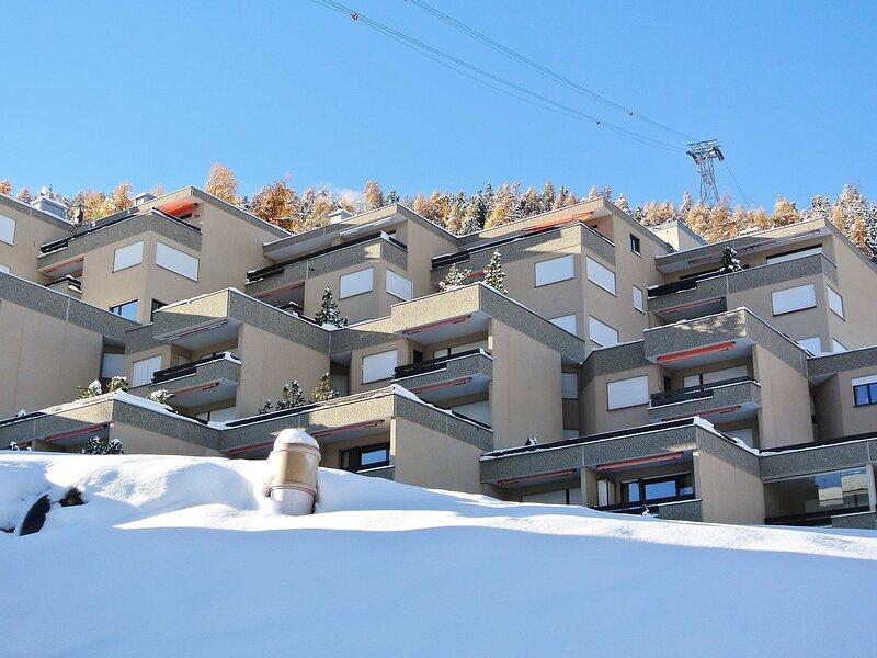 Residenz Surlej 6, vacation rental in St. Moritz