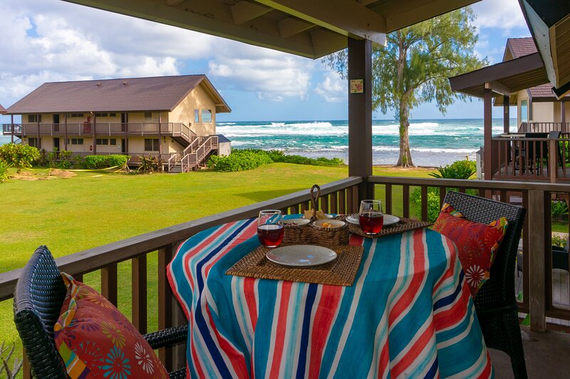 Hanalei Colony Resort E3, alquiler de vacaciones en Haena