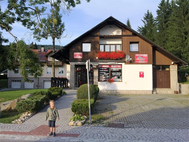 Harrachov, vacation rental in Przecznica