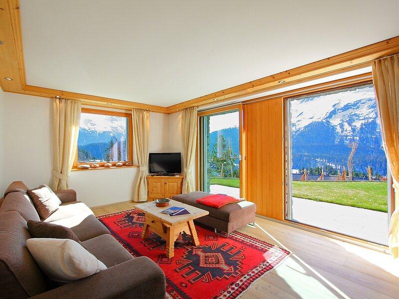 Chesa Sül Muot, location de vacances à Engadin St. Moritz