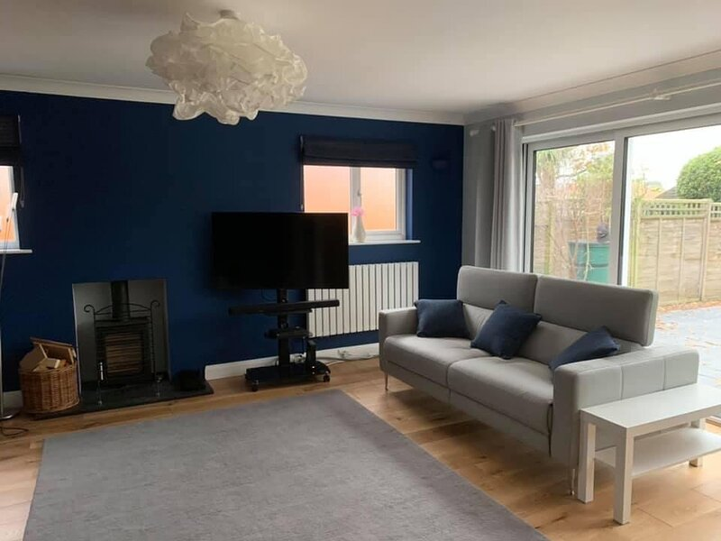 A touch of luxury near to the beach, holiday rental in Lee-on-the-Solent