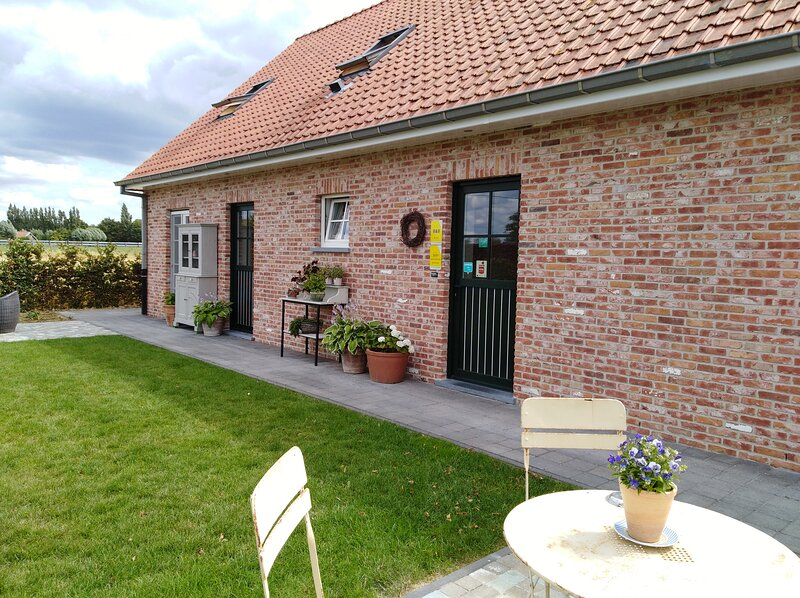 't Hooghe Licht vakantiewoning, alquiler de vacaciones en Roeselare