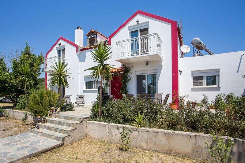 Villa Marilia - Lux home near famous Beaches, holiday rental in Ladiko