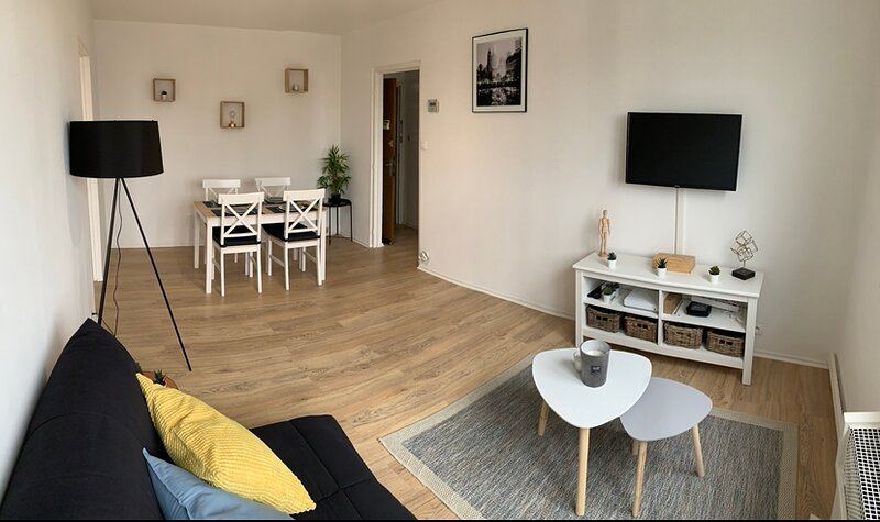 Gîte meublé, 1 à 4 pers a Yutz, Cattenom, Thionville, Luxembourg., holiday rental in Esch-sur-Alzette