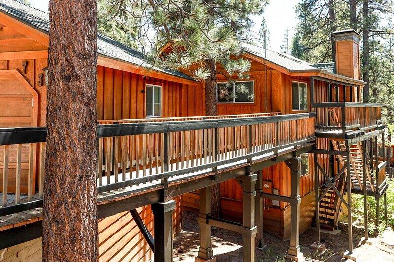 1914-Sequoia Retreat, holiday rental in Moonridge