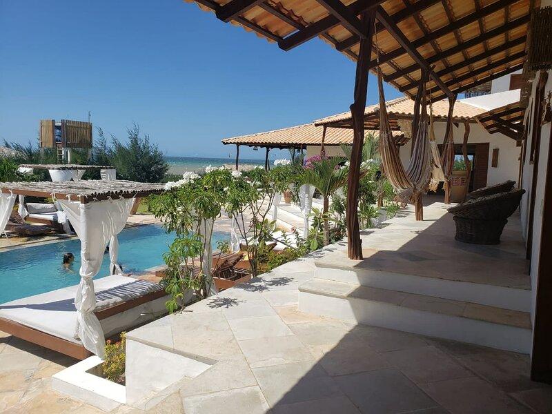 Incredible Beach House - CEA014, holiday rental in Cruz