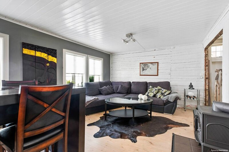 Stunning 3-Bedroom House in Stavanger City Centre, holiday rental in Time Municipality