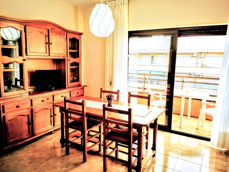Apartment in Platja d'Aró with community area and pool - NEPTUNO414, vacation rental in Castell-Platja d'Aro