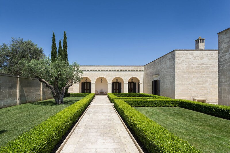 Masseria La Rosa Luxury Villa in Puglia with pool, casa vacanza a Carpignano Salentino