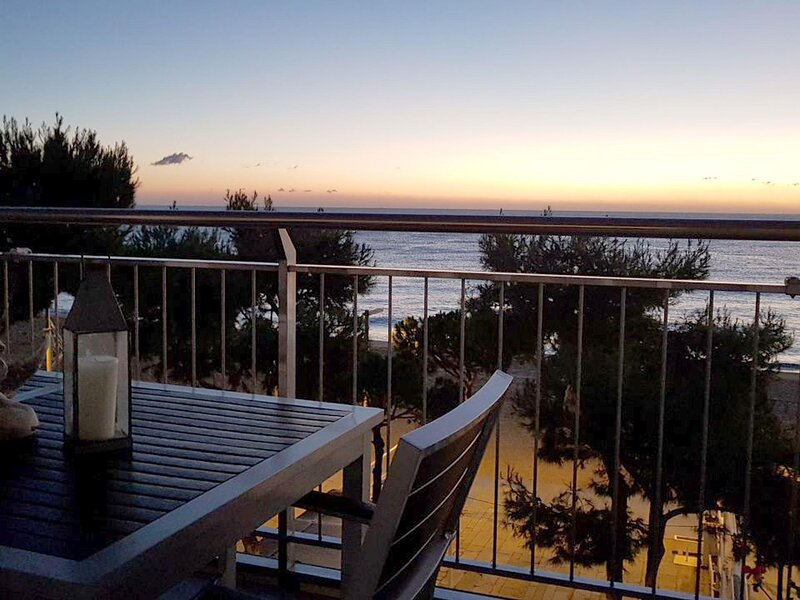 Duplex in Platja d'Aro with sea views near the center, parking and WiFi - QUIRA, holiday rental in Castell-Platja d'Aro
