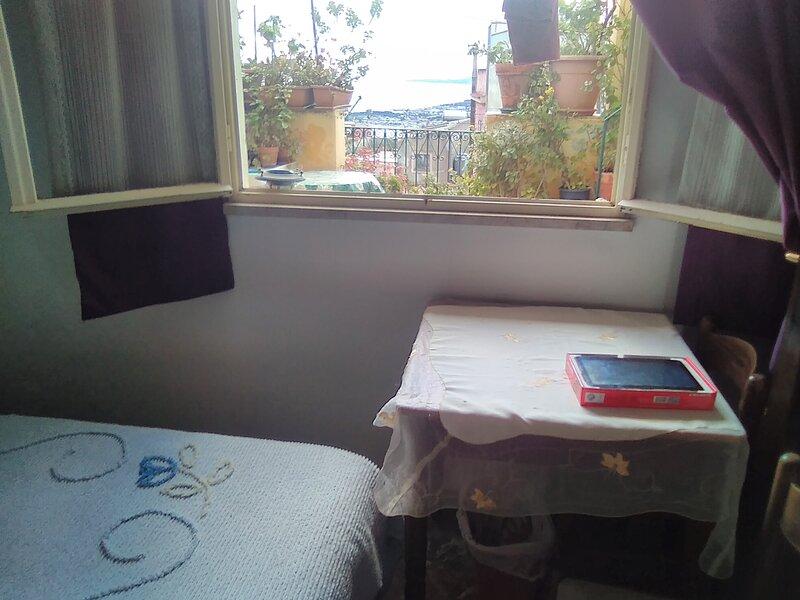Stanza Singola con bagno in condivisione, vacation rental in Villagonia