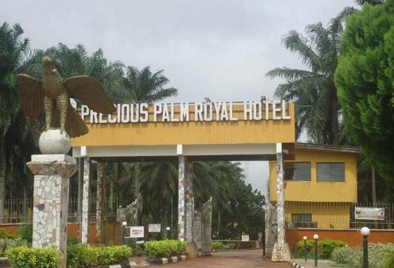 Precious Palm Royal Hotel LimitedRoyal hotel in Benin City, casa vacanza a Edo State