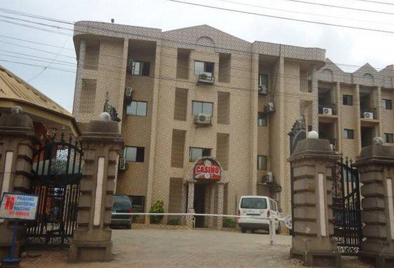 Randekhi Royal Hotel is a 4-Star hotel in Benin City, casa vacanza a Edo State