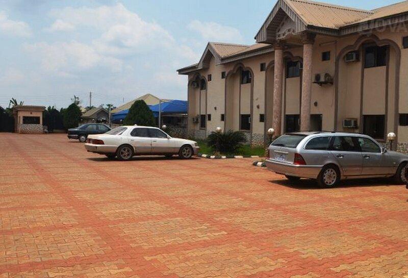 Zafike Royal Hotel budget hotel in Benin city, casa vacanza a Edo State