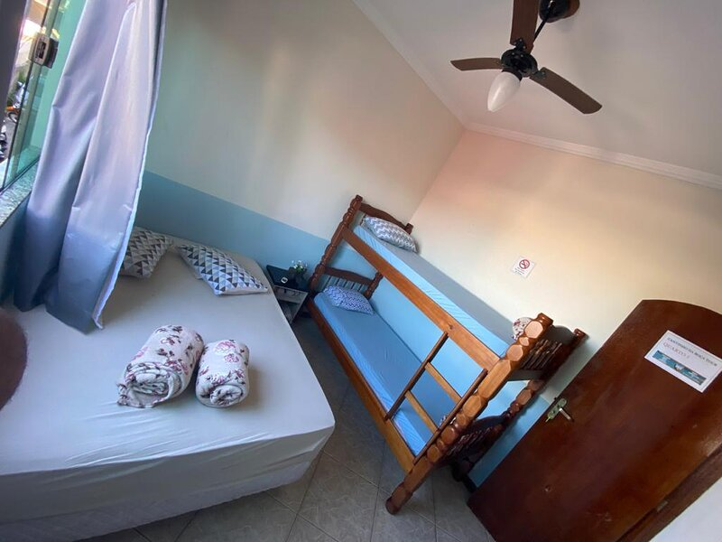HOSTEL CANTINHO DA ROÇA TOUR, Ferienwohnung in Arraial do Cabo