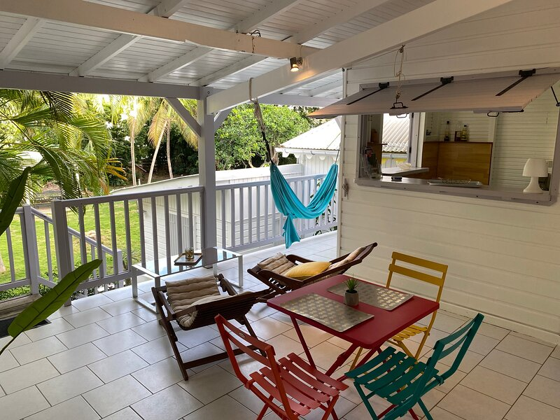 maracudja, holiday rental in Saint Francois
