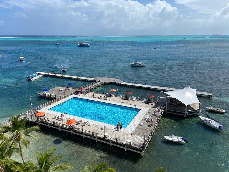 Hermoso Penthouse con vista al mar, casa vacanza a Isola di San Andrés