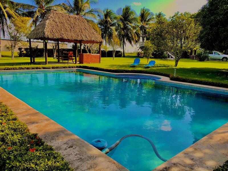 Finca de El Berron, vacation rental in Boca del Rio