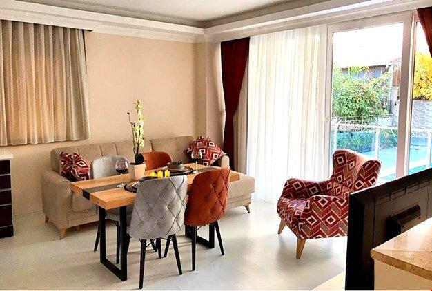 1 bedroom duplex apartments (ground floor), vacation rental in Antalya