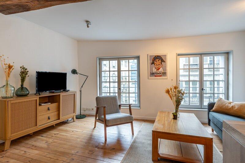 Pia Baiona - Appartement au cœur de Bayonne, vacation rental in Bayonne