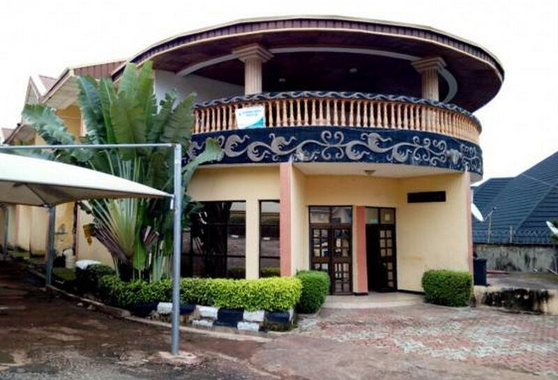 Victoria Garden Hotel, location de vacances à Enugu State