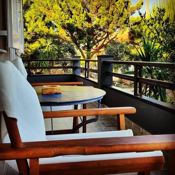 Villa Park Luxury Rooms, vacation rental in Paralio Astros