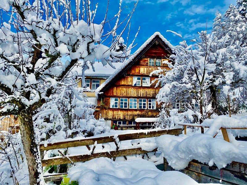 Ferienwohnung Lärcheneggli, holiday rental in Appenzell
