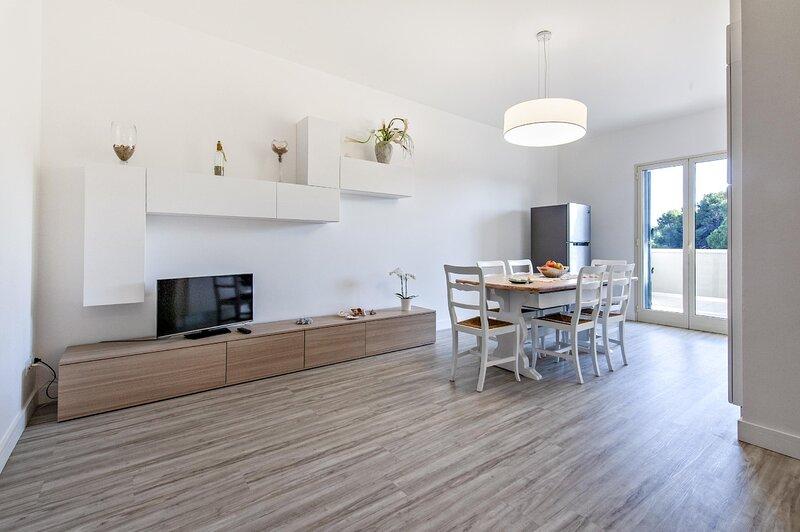 Appartamento Gandhi - Gallipoli, Ferienwohnung in Baia Verde