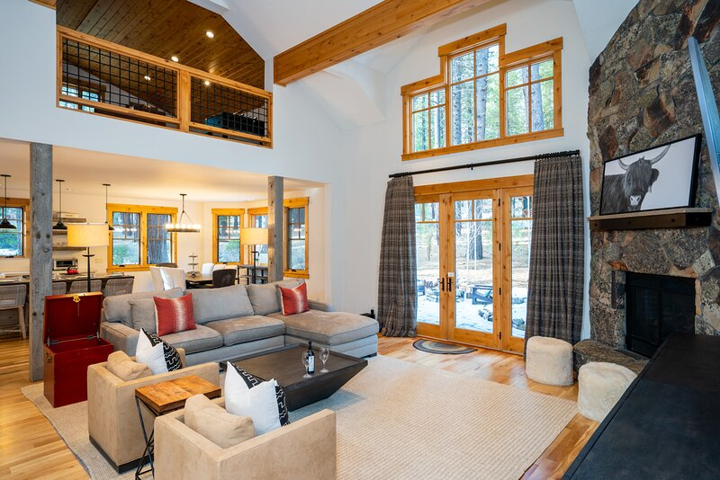 Truckee - The Lodge at Gray's Crossing, alquiler de vacaciones en Floriston