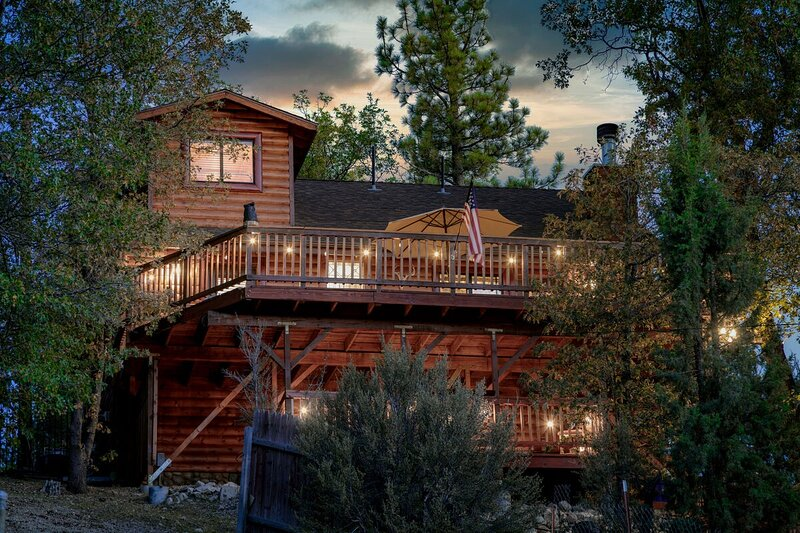 1748-Bearpaw Lodge, vacation rental in Lucerne Valley