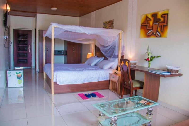 Delta Resort Hotel - Private room, holiday rental in Kibuye