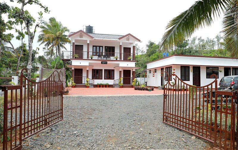ALDORA HOLIDAY HOMES, vakantiewoning in Wayanad District