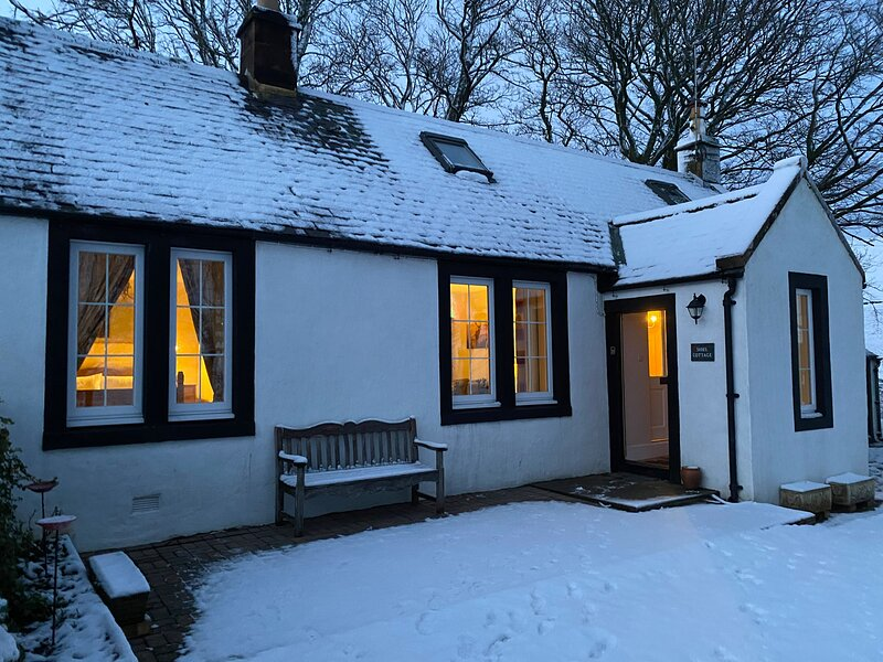 Shiel Cottage, Thornhill, casa vacanza a New Cumnock