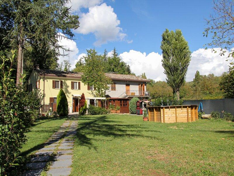 Green Wellness House (URB130), vacation rental in Montecalvo in Foglia