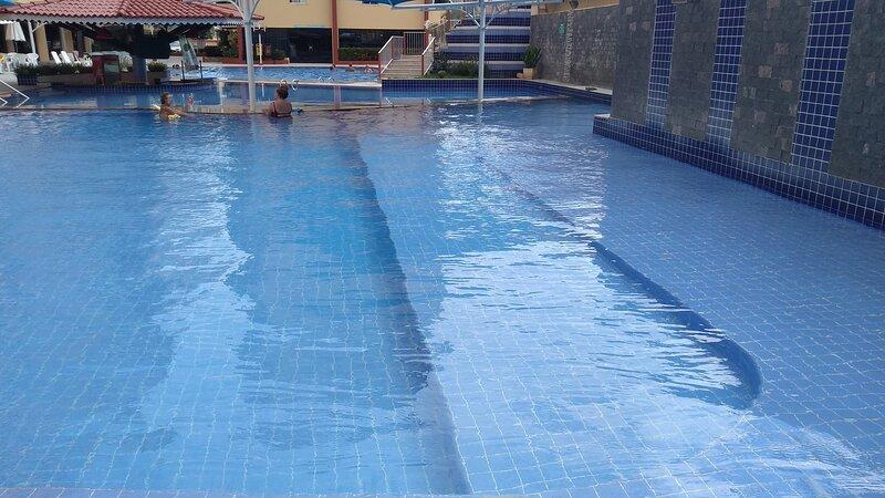 CALDAS NOVAS - FLAT PARQUE DAS ÁGUAS QUENTES, location de vacances à Caldas Novas