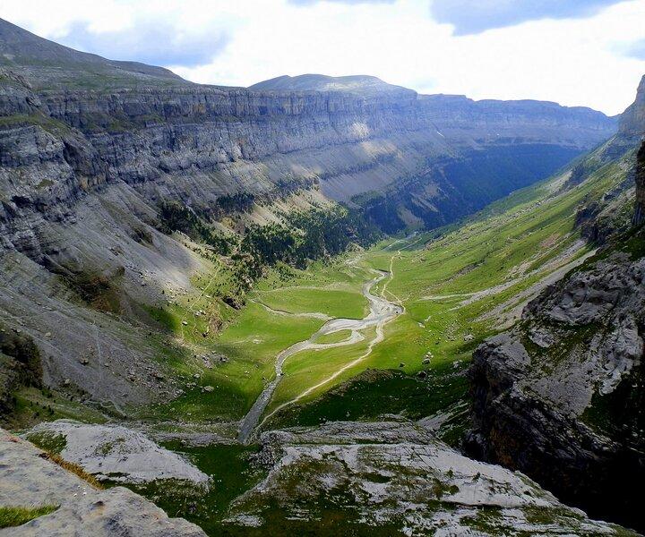 Monte Perdido is a short drive away.