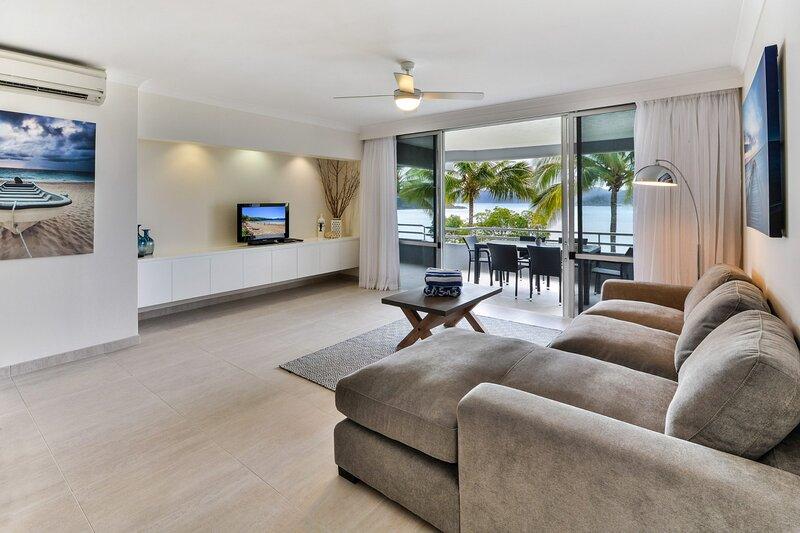 Frangipani 104 - Hamilton Island, holiday rental in Hamilton Island