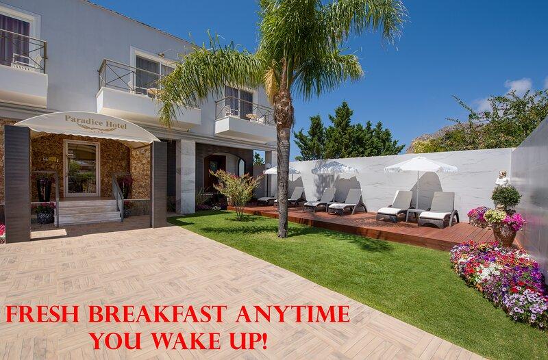 Paradice Hotel Luxury Suites 17, alquiler vacacional en Stavros