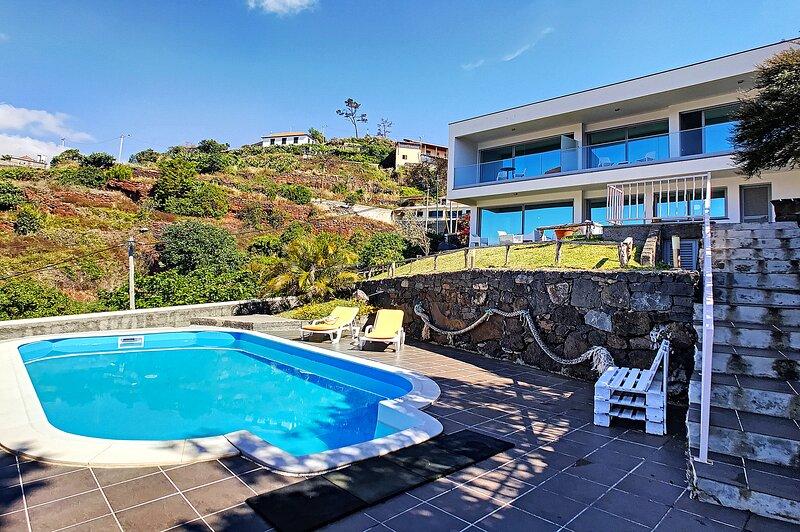 Villa Calçada, casa vacanza a Santo Antonio da Serra