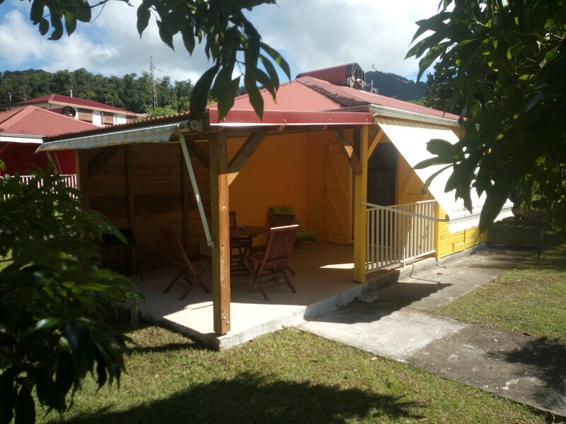 LOCATION DE BUNGALOW EN GUADELOUPE, holiday rental in Matouba
