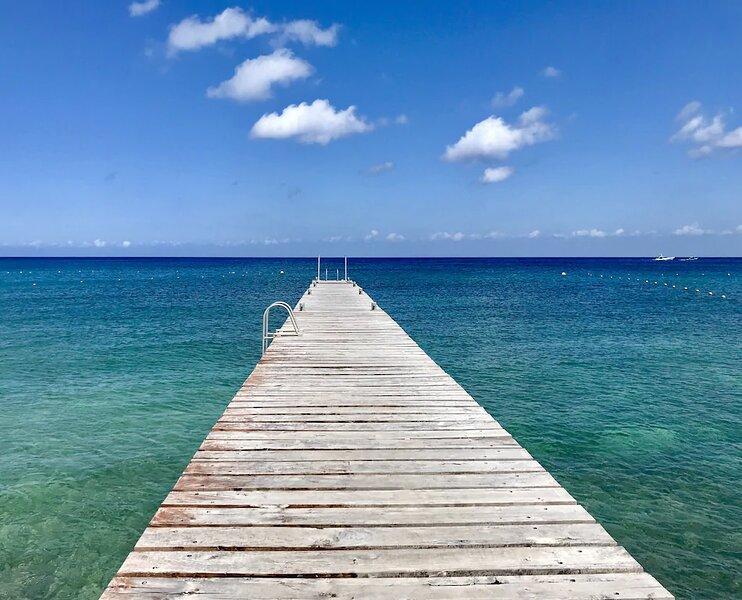 We've Gone Coastal Cozumel Beach Villa, holiday rental in San Miguel de Cozumel
