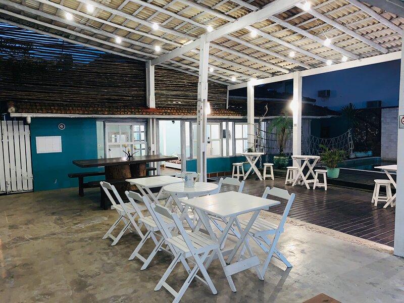 Lehua House -Boho Chic-Top Location-Pool-Pets-BBQ, casa vacanza a Ilhabela