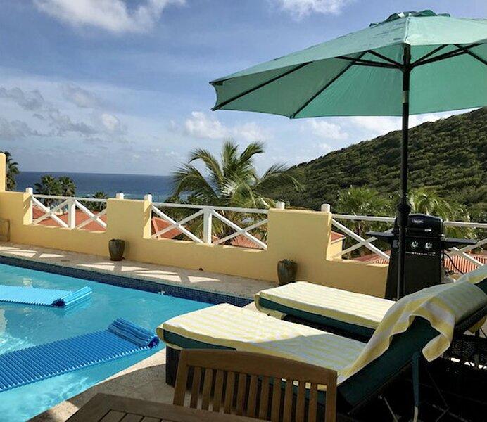 Bord De Mer ~ Private Luxury Villa at Villa Madeleine, holiday rental in St. Croix