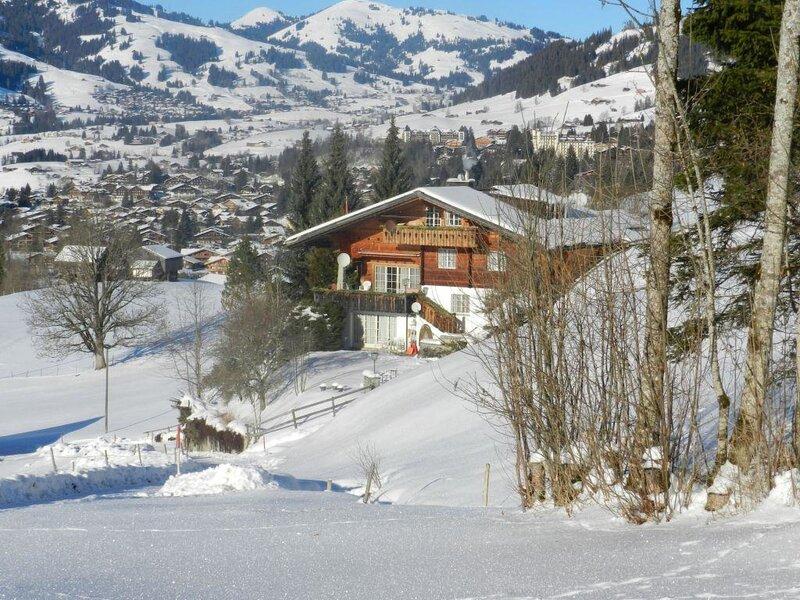 Moosfang, Ferienwohnung in Gstaad