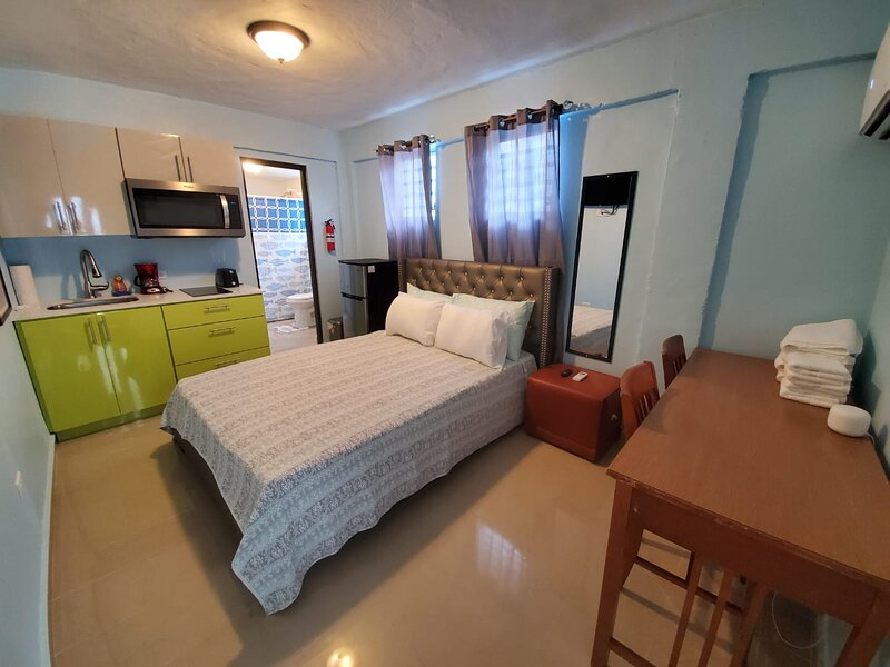 Near Beach, Private, Clean, Studio, Airconditioned, holiday rental in Santurce