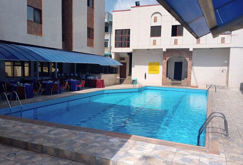 Valencia HotelsAbuja, alquiler vacacional en Abuja