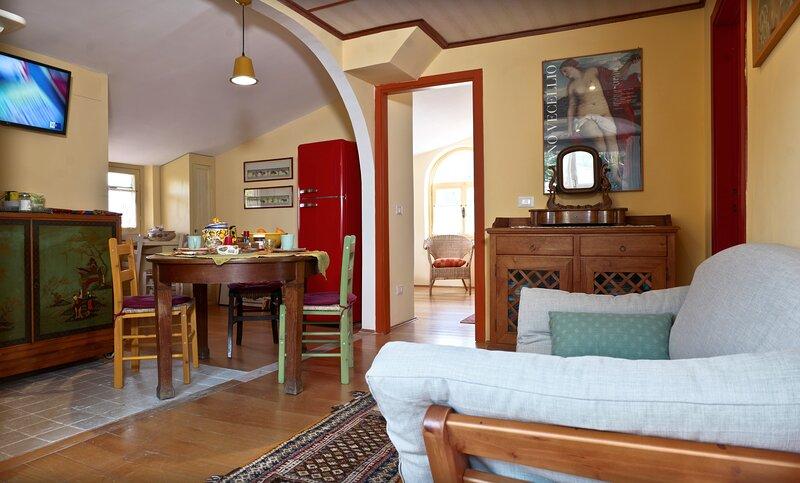 Ashram, deliziosa casa di campagna fino a 10 posti letto, alquiler vacacional en Itri
