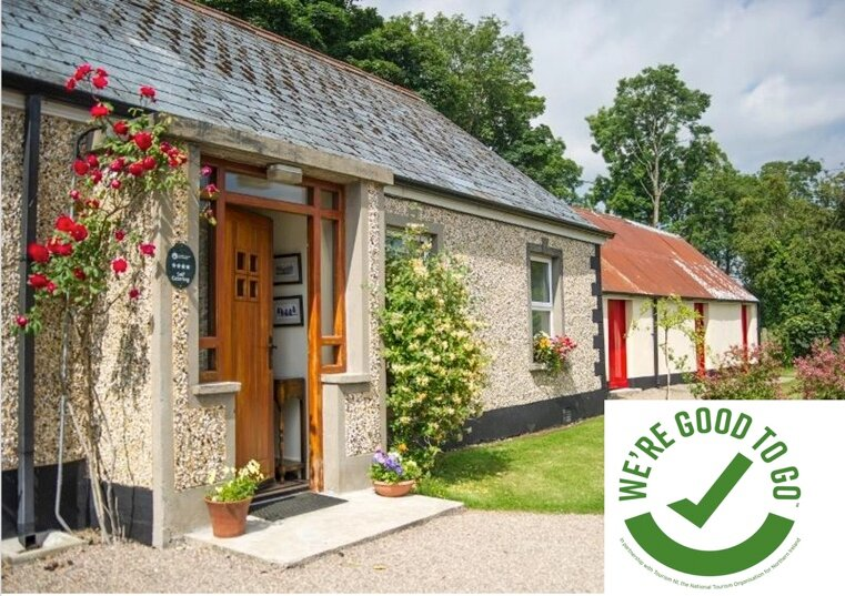 Waterfoot Cottage 4* Self Catering, location de vacances à Antrim