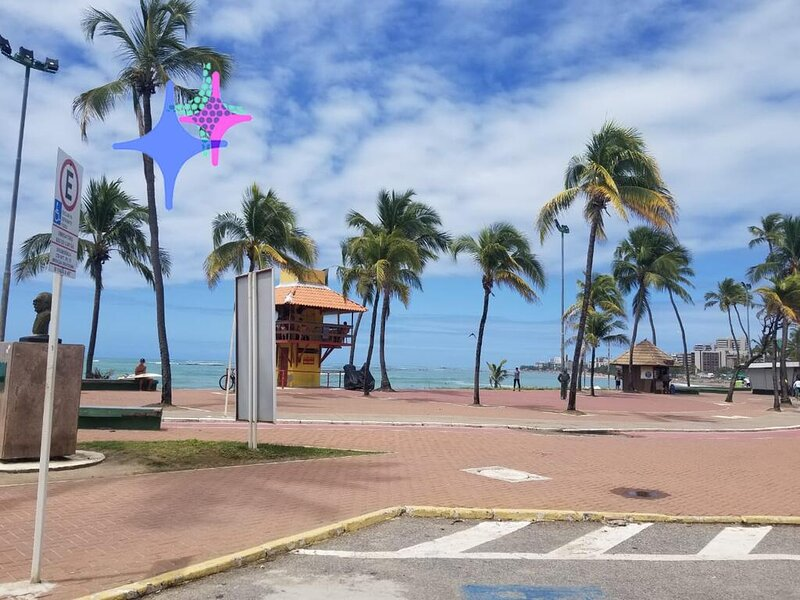 Saint Thomaz a beira mar da Jatiuca, holiday rental in Maceio