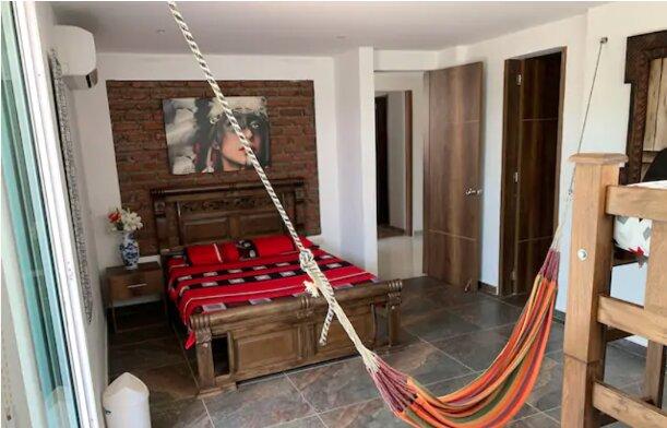 CASA CON HERMOSAS VISTAS, BRISA Y TRANQUILIDAD EN TAGANGA!, alquiler de vacaciones en Taganga
